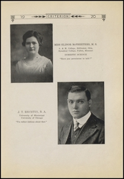 Page 15, 1920 Edition, Ardmore High School - Spectrum Yearbook (Ardmore, OK) online yearbook collection
