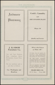 Page 203, 1922 Edition, Ardmore High School - Spectrum Yearbook (Ardmore, OK) online yearbook collection