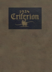 Ardmore High School - Spectrum Yearbook (Ardmore, OK) online yearbook collection, 1924 Edition, Page 1