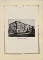 Page 13, 1924 Edition, Ardmore High School - Spectrum Yearbook (Ardmore, OK) online yearbook collection