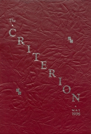 Ardmore High School - Spectrum Yearbook (Ardmore, OK) online yearbook collection, 1936 Edition, Page 1