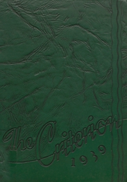 Page 1, 1939 Edition, Ardmore High School - Spectrum Yearbook (Ardmore, OK) online yearbook collection
