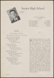Page 14, 1939 Edition, Ardmore High School - Spectrum Yearbook (Ardmore, OK) online yearbook collection