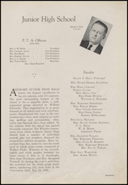 Page 15, 1939 Edition, Ardmore High School - Spectrum Yearbook (Ardmore, OK) online yearbook collection