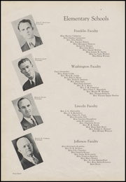 Page 16, 1939 Edition, Ardmore High School - Spectrum Yearbook (Ardmore, OK) online yearbook collection