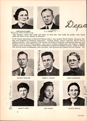 Page 14, 1941 Edition, Ardmore High School - Spectrum Yearbook (Ardmore, OK) online yearbook collection