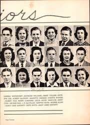 Page 19, 1941 Edition, Ardmore High School - Spectrum Yearbook (Ardmore, OK) online yearbook collection