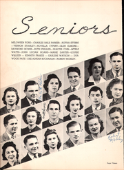 Page 20, 1941 Edition, Ardmore High School - Spectrum Yearbook (Ardmore, OK) online yearbook collection