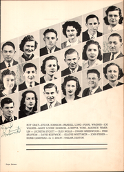 Page 21, 1941 Edition, Ardmore High School - Spectrum Yearbook (Ardmore, OK) online yearbook collection