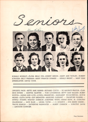 Page 22, 1941 Edition, Ardmore High School - Spectrum Yearbook (Ardmore, OK) online yearbook collection