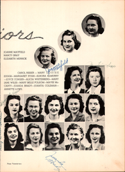 Page 27, 1941 Edition, Ardmore High School - Spectrum Yearbook (Ardmore, OK) online yearbook collection