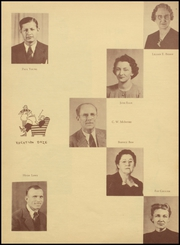Page 14, 1942 Edition, Ardmore High School - Spectrum Yearbook (Ardmore, OK) online yearbook collection