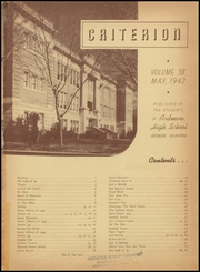 Page 5, 1942 Edition, Ardmore High School - Spectrum Yearbook (Ardmore, OK) online yearbook collection