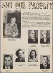 Page 10, 1949 Edition, Ardmore High School - Spectrum Yearbook (Ardmore, OK) online yearbook collection
