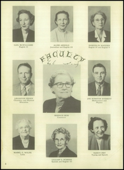 Page 12, 1950 Edition, Ardmore High School - Spectrum Yearbook (Ardmore, OK) online yearbook collection