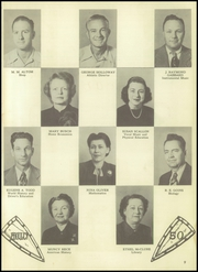 Page 13, 1950 Edition, Ardmore High School - Spectrum Yearbook (Ardmore, OK) online yearbook collection