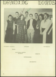 Page 14, 1950 Edition, Ardmore High School - Spectrum Yearbook (Ardmore, OK) online yearbook collection