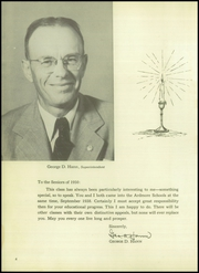 Page 8, 1950 Edition, Ardmore High School - Spectrum Yearbook (Ardmore, OK) online yearbook collection