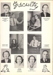 Page 11, 1951 Edition, Ardmore High School - Spectrum Yearbook (Ardmore, OK) online yearbook collection