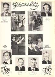 Page 13, 1951 Edition, Ardmore High School - Spectrum Yearbook (Ardmore, OK) online yearbook collection