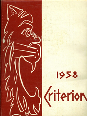 1958 Edition, Ardmore High School - Spectrum Yearbook (Ardmore, OK)