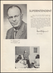 Page 10, 1960 Edition, Ardmore High School - Spectrum Yearbook (Ardmore, OK) online yearbook collection