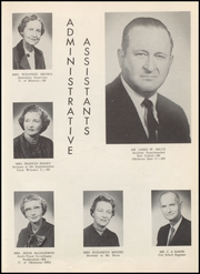 Page 11, 1960 Edition, Ardmore High School - Spectrum Yearbook (Ardmore, OK) online yearbook collection