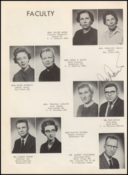 Page 14, 1960 Edition, Ardmore High School - Spectrum Yearbook (Ardmore, OK) online yearbook collection