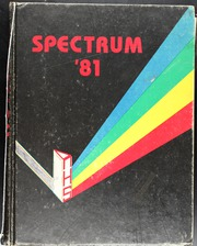 1981 Edition, Ardmore High School - Spectrum Yearbook (Ardmore, OK)