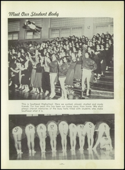 Page 11, 1955 Edition, Southeast High School - Spartan Yearbook (Oklahoma City, OK) online yearbook collection