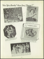 Page 17, 1955 Edition, Southeast High School - Spartan Yearbook (Oklahoma City, OK) online yearbook collection