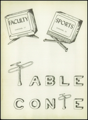 Page 8, 1955 Edition, Southeast High School - Spartan Yearbook (Oklahoma City, OK) online yearbook collection