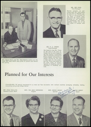 Page 11, 1956 Edition, Southeast High School - Spartan Yearbook (Oklahoma City, OK) online yearbook collection