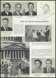 Page 14, 1956 Edition, Southeast High School - Spartan Yearbook (Oklahoma City, OK) online yearbook collection