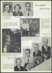 Page 16, 1956 Edition, Southeast High School - Spartan Yearbook (Oklahoma City, OK) online yearbook collection