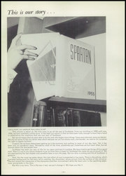 Page 6, 1956 Edition, Southeast High School - Spartan Yearbook (Oklahoma City, OK) online yearbook collection