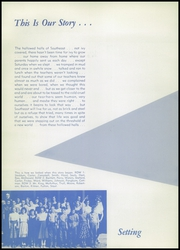 Page 8, 1956 Edition, Southeast High School - Spartan Yearbook (Oklahoma City, OK) online yearbook collection