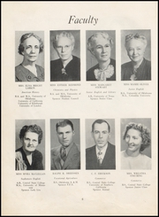 Page 10, 1948 Edition, Guthrie High School - Kynewisbok Yearbook (Guthrie, OK) online yearbook collection