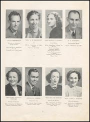 Page 11, 1948 Edition, Guthrie High School - Kynewisbok Yearbook (Guthrie, OK) online yearbook collection