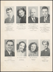 Page 12, 1948 Edition, Guthrie High School - Kynewisbok Yearbook (Guthrie, OK) online yearbook collection