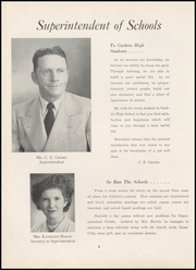 Page 10, 1953 Edition, Guthrie High School - Kynewisbok Yearbook (Guthrie, OK) online yearbook collection