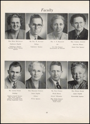 Page 14, 1953 Edition, Guthrie High School - Kynewisbok Yearbook (Guthrie, OK) online yearbook collection