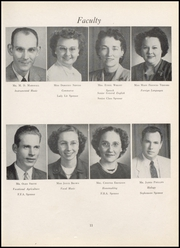 Page 15, 1953 Edition, Guthrie High School - Kynewisbok Yearbook (Guthrie, OK) online yearbook collection