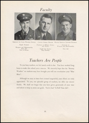 Page 16, 1953 Edition, Guthrie High School - Kynewisbok Yearbook (Guthrie, OK) online yearbook collection