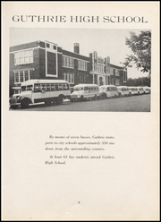 Page 7, 1953 Edition, Guthrie High School - Kynewisbok Yearbook (Guthrie, OK) online yearbook collection