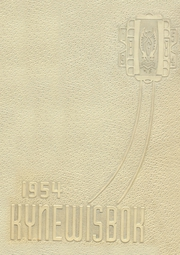Page 1, 1954 Edition, Guthrie High School - Kynewisbok Yearbook (Guthrie, OK) online yearbook collection