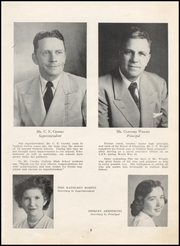 Page 13, 1954 Edition, Guthrie High School - Kynewisbok Yearbook (Guthrie, OK) online yearbook collection