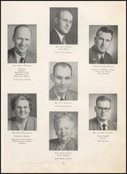 Page 15, 1954 Edition, Guthrie High School - Kynewisbok Yearbook (Guthrie, OK) online yearbook collection