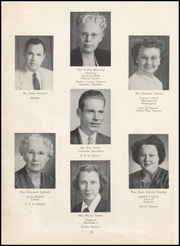 Page 16, 1954 Edition, Guthrie High School - Kynewisbok Yearbook (Guthrie, OK) online yearbook collection