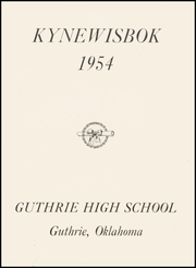 Page 5, 1954 Edition, Guthrie High School - Kynewisbok Yearbook (Guthrie, OK) online yearbook collection